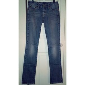 Lucky Brand Jeans - Lucky Brand Lola Straight Crane Regular Length